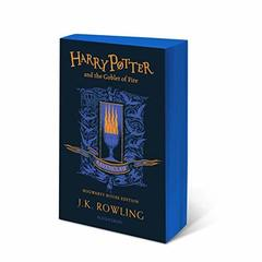 Harry Potter and the Goblet of Fire - Ravenclaw Ed (PB)