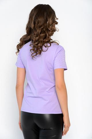 <p>Самый универсальный элемент базового гардероба - футболка. Отлично сочетается с джинсами, брюками, юбкой, пиджаком, кардиганом и т.д.</p>