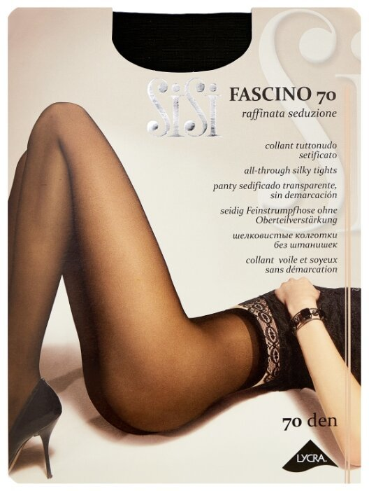 Колготки, чулки, носки Колготки SISI FASCINO 70 den orig.jpg