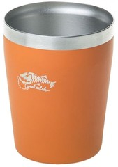 Термостакан Tramp металлический TRC-101, оранжевый, 250мл