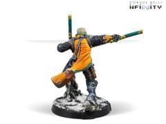 Shaolin (вооружен DA CC Weapon)