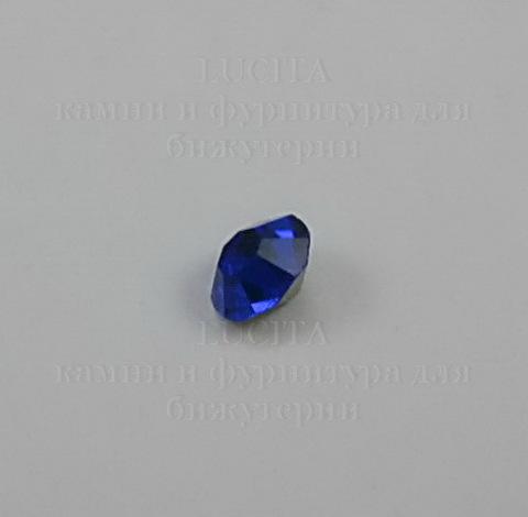 Стразы ювелирные (цвет - сапфир) 3,4 мм , 10 шт ()