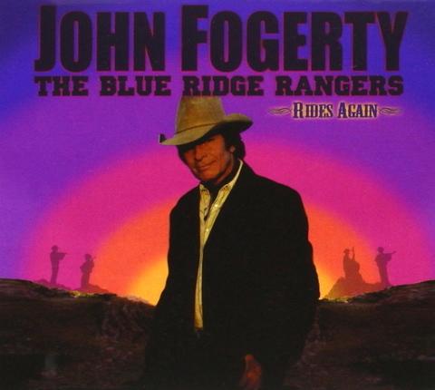 John Fogerty / The Blue Ridge Rangers Rides Again (Deluxe Edition)(CD+DVD)