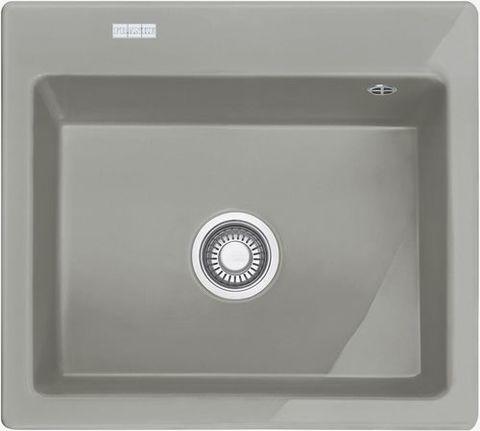 Кухонная мойка Franke Mythos MTK 610-58, жемчужный серый