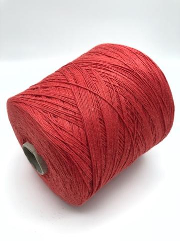 Ангора (50%) Annyblatt ANGORA SOIE  400 красно-коралловый
