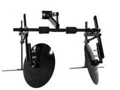 Комплект для прополки и окучивания Скаут для минитрактора и мотоблока