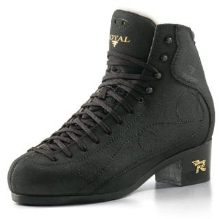 Ботинки для фигурного катания  Risport Royal (black/черный)