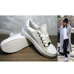 Туфли как кроссовки женские Molly shoes 557 Whate