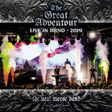 The Neal Morse Band / The Great Adventour - Live in BRNO 2019 (2CD+2Blu-ray)