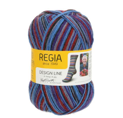Regia Design Line by Kaffe Fasset 3862