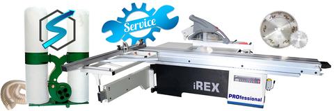 Форматно-раскроечный комплект iREX PROfessional