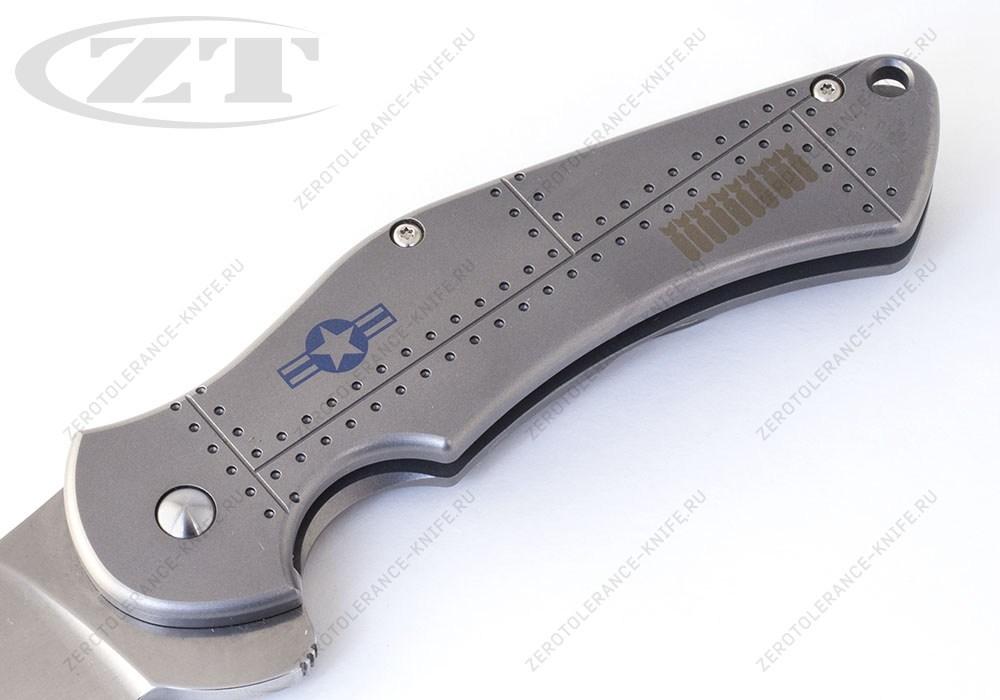 Нож Junkyard Dog #031 Tim Galyean - фотография
