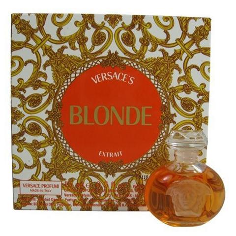 VERSACE: Blonde женские духи extraxt, 15мл