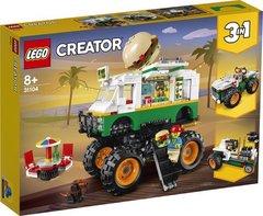 Lego konstruktor Creator Monster Burger Truck