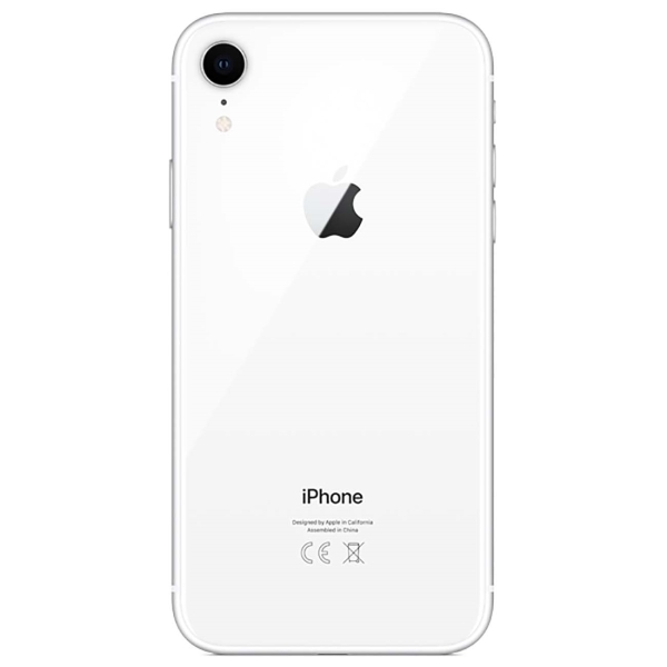 Apple iPhone XR 256GB White (Ростест)