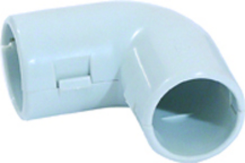Угол 90 соед. для трубы 20 мм (50шт) TDM