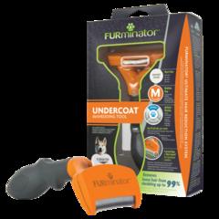 Фурминатор для собак средних короткошерстных пород, FURminator Dog Undercoat M Short Hair 12 YA