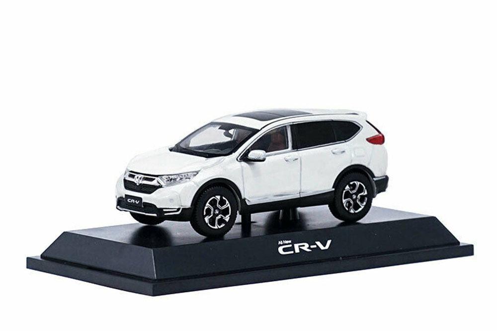 Коллекционная модель HONDA CR-V 2019 WHITE