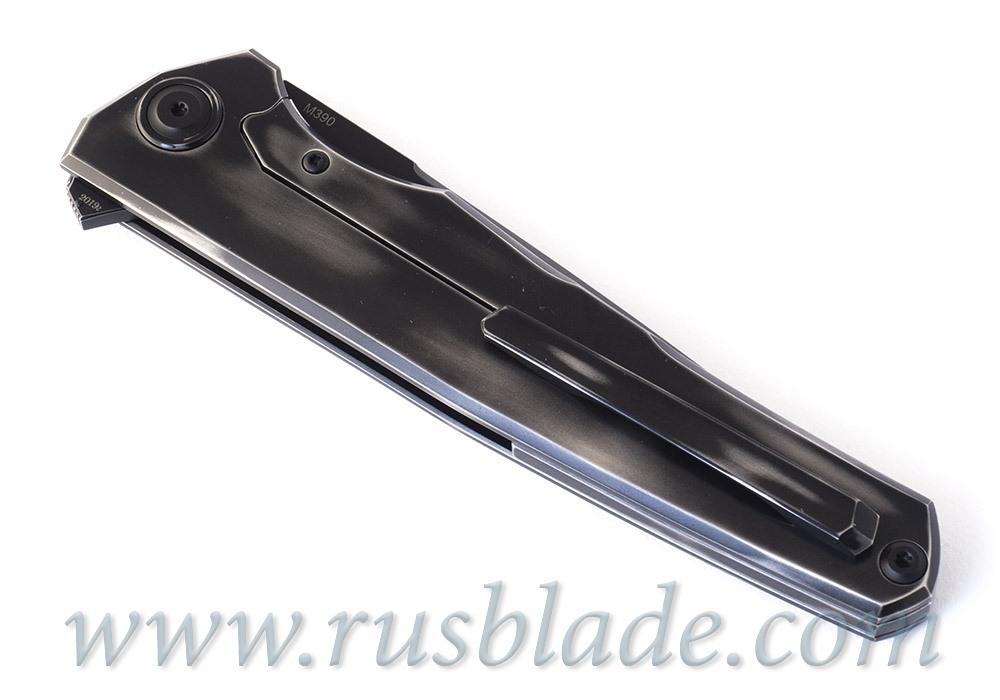 Cheburkov Gudzon Black FULL Cerakote Custom - фотография