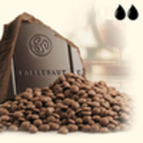 Шоколад Каллебаут (Callebaut),горький ,80%, 2,5кг