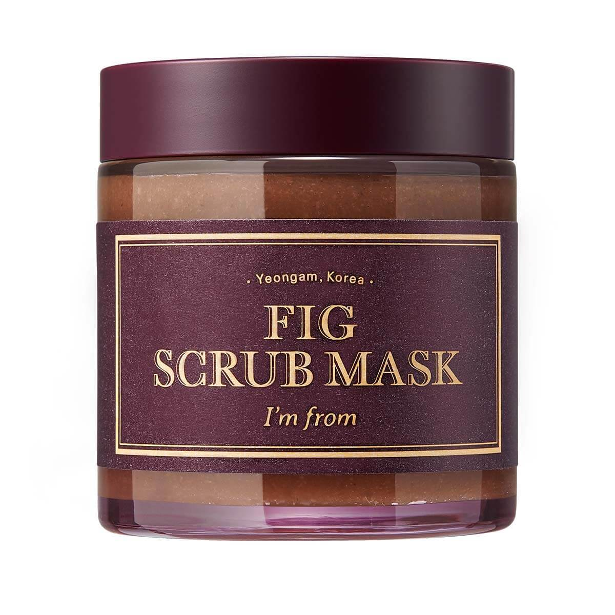 Маска-скраб I'm from Fig Scrub Mask 120 гр