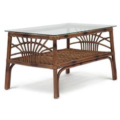 Столик кофейный Каванто (Kavanto) Коричневый антик
