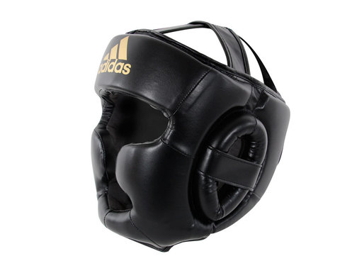 ШЛЕМ БОКСЕРСКИЙ SPEED SUPER PRO TRAINING EXTRA PROTECT ADIDAS