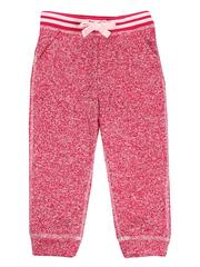 GAC006355 Брюки для девочек, розовый меланж