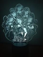 Диснеевские принцессы (Disney)