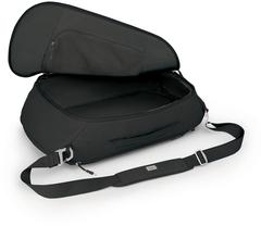 Сумка рюкзак Osprey Arcane Duffel Stonewash Black - 2