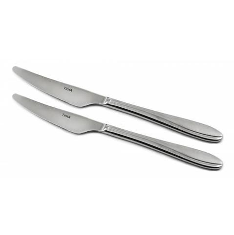 Набор ножей мат + глянец ФЛАМЕНКО 2шт/уп