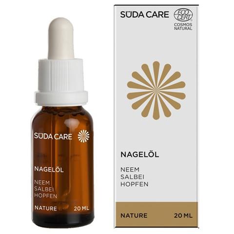 SUDA Органическая линия Nature: Масло для восстановления ногтей с экстрактами магнолии и хмеля (Nagelöl), 20мл