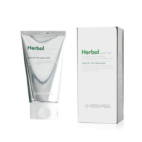 Medi-Peel Пилинг-маска с детокс эффектом Herbal Peel Tox Wash Off Type Cream Mask, 120 мл