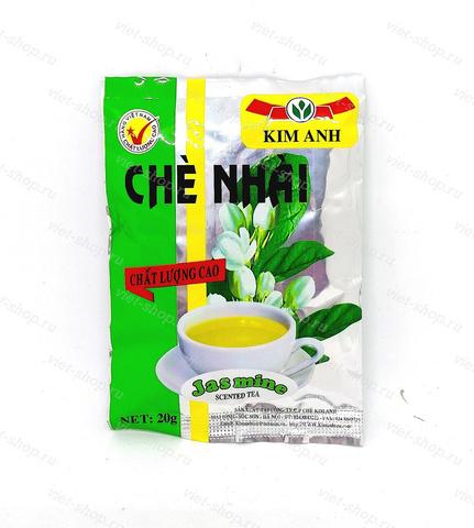 Чай жасминовый, Вьетнам, 20 гр.
