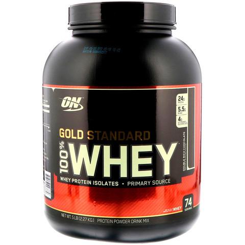 Optimum Nutrition 100% сыворотка золотой стандарт