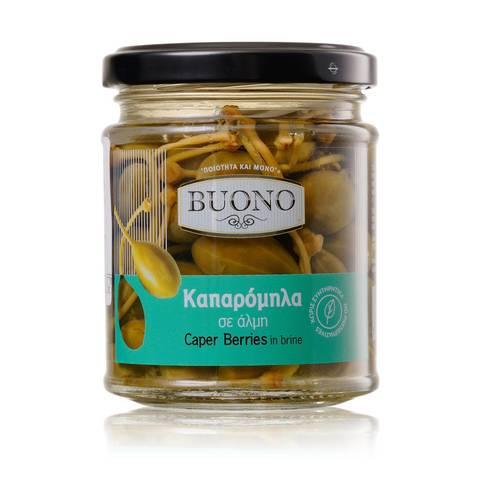 Плоды каперсов BUONO 210г