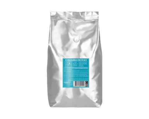 цена Кофе в зернах Jardin Colombia Excelso, 1 кг