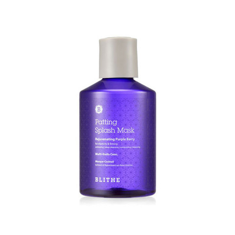 Blithe Rejuvenating Purple Berry Patting Splash Mask