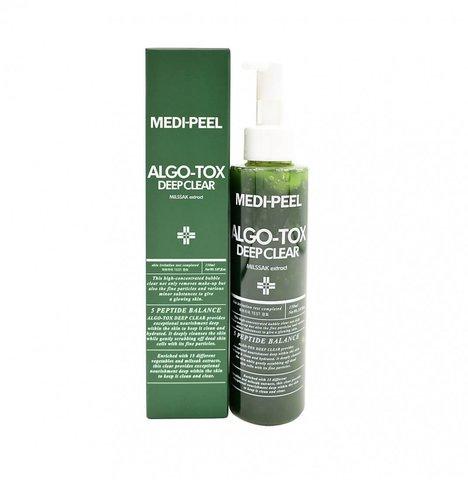 Medi-Peel Algo-Tox Deep Clear гель для очищения кожи с детокс эффектом