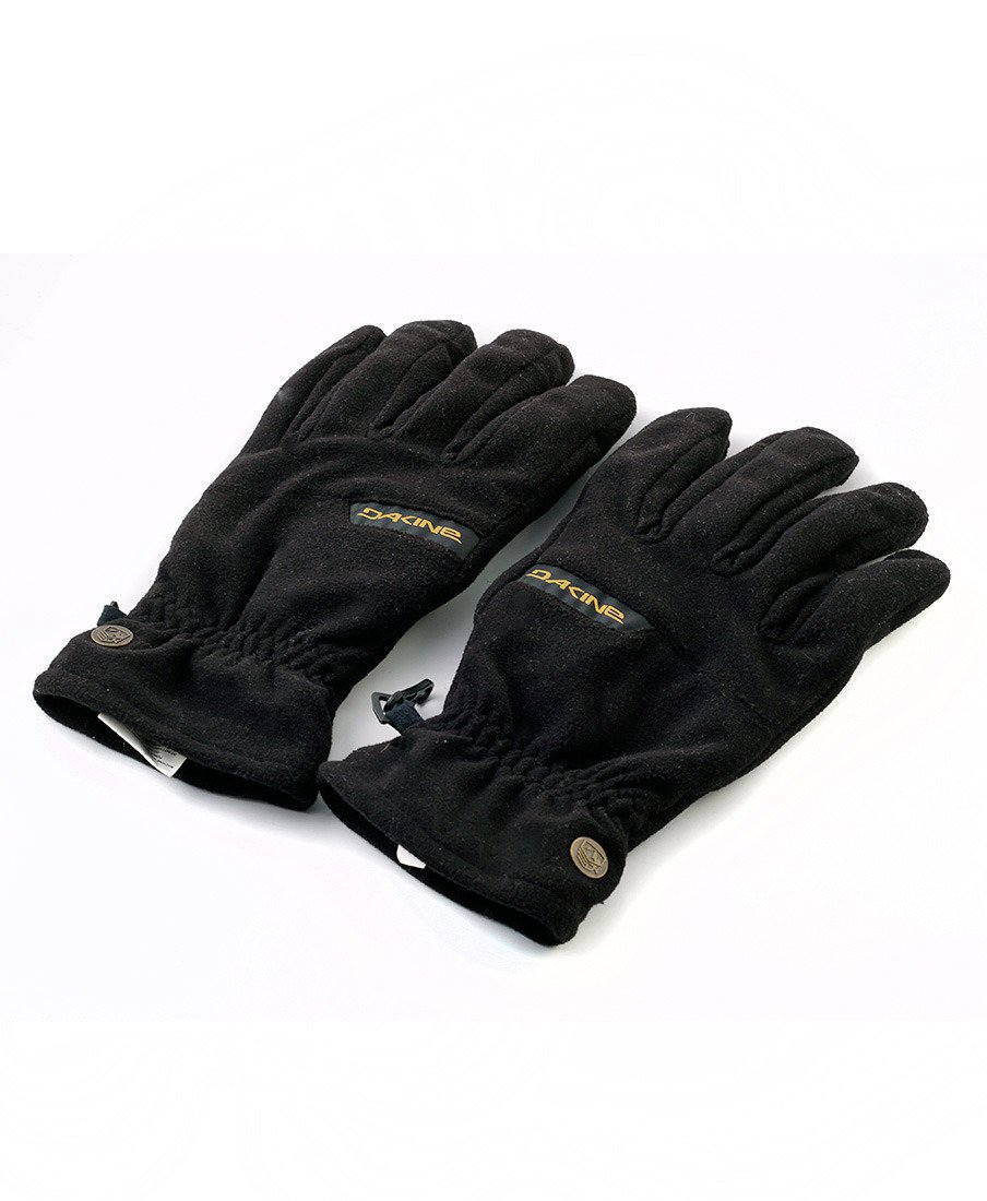 Перчатки Перчатки Dakine Suburban Fleece Glove Black 4.jpg