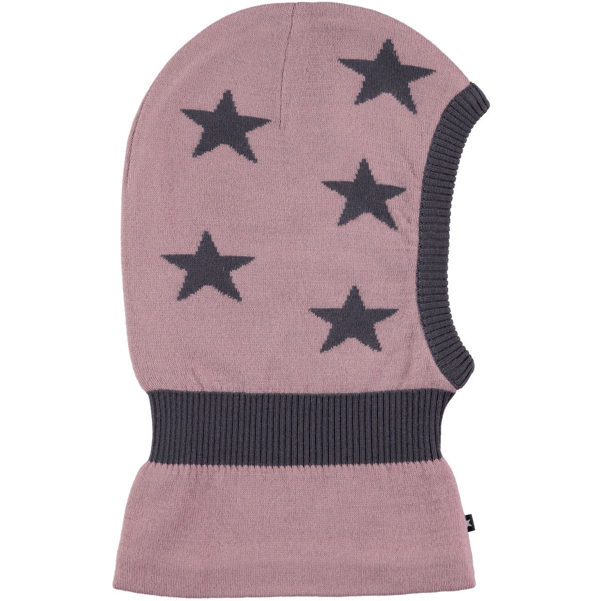 Детская шапка шлем Molo Snow Purple Mist