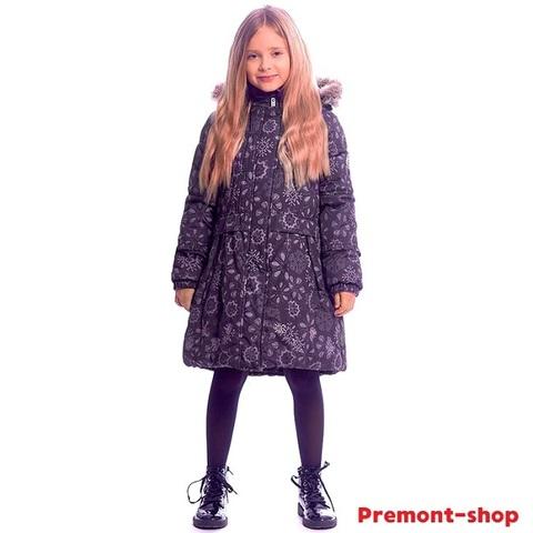 Пальто Premont Черничный грант WP91353 PURPLE