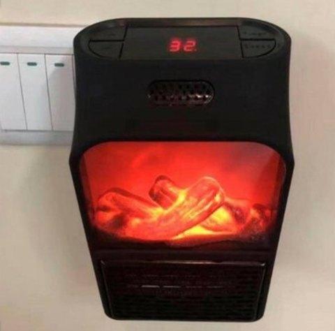 Мини обогреватель-камин Flame Heater 500 W