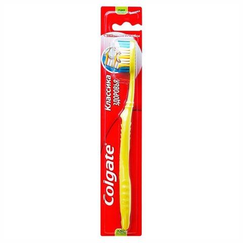 Зубная щетка COLGATE Классика здоровья ВЬЕТНАМ