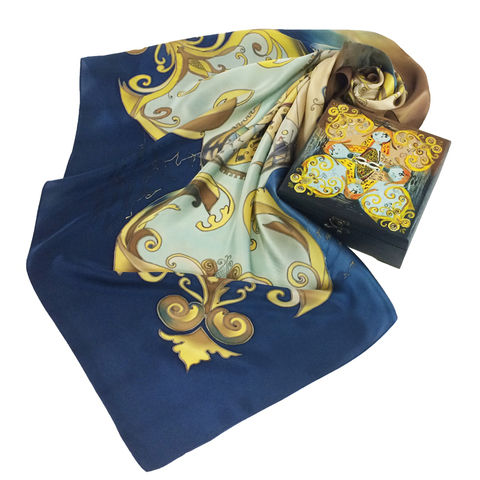 Шкатулка к платку Венецианский