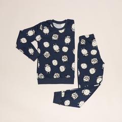Детская женская пижама E20K-114P101