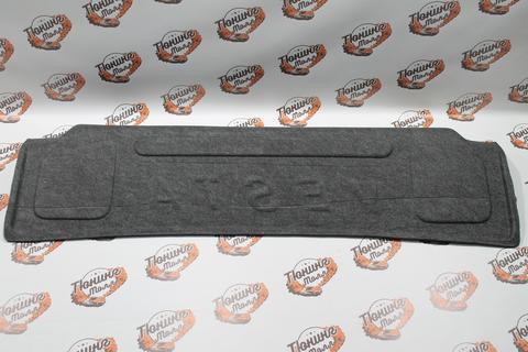 Обшивка крышки багажника VESTA войлок