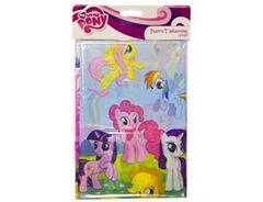 Скатерть п/э My Little Pony, Моя маленькая пони 1,2х1,8м/А