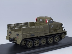 AT-T heavy artillery tractor Start Scale Models (SSM) 1:43