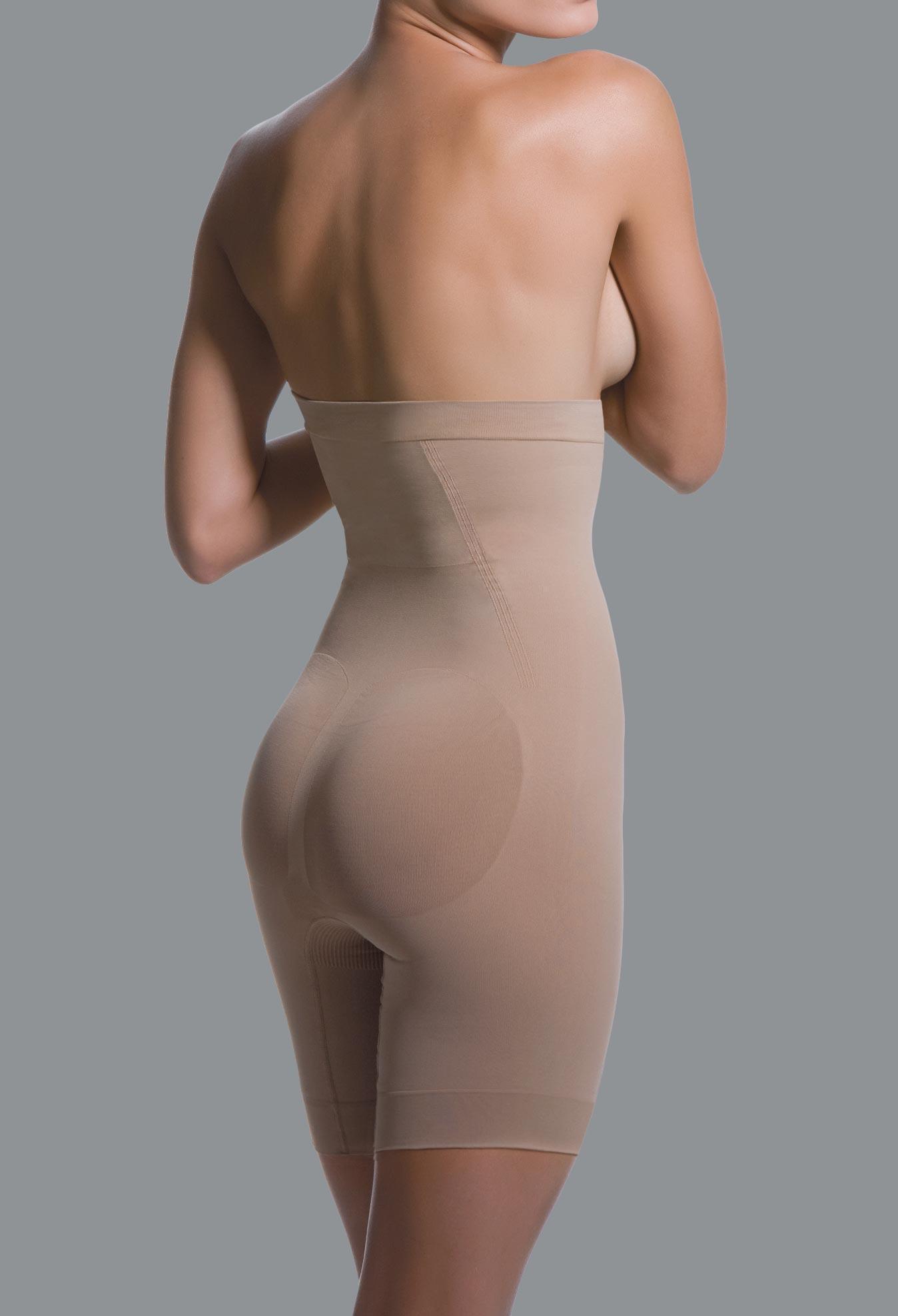 Антицеллюлитные бермуды «плоский живот» Scala 130 (Для похудения и коррекции фигуры)